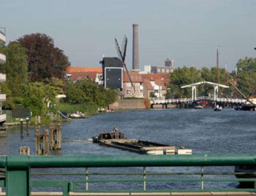 Baggeren Singels, Leiden